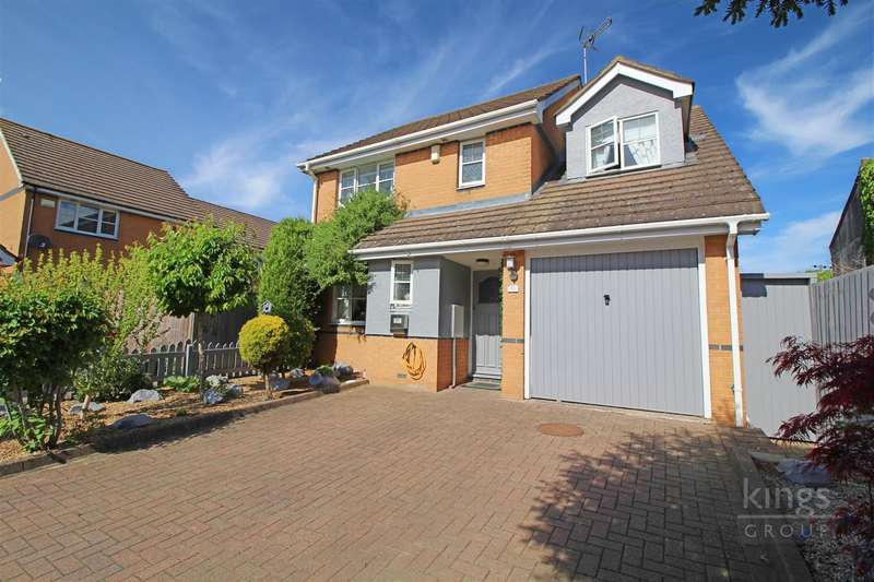 4 Bedrooms Detached House for sale in Burley Hill, Church Langley