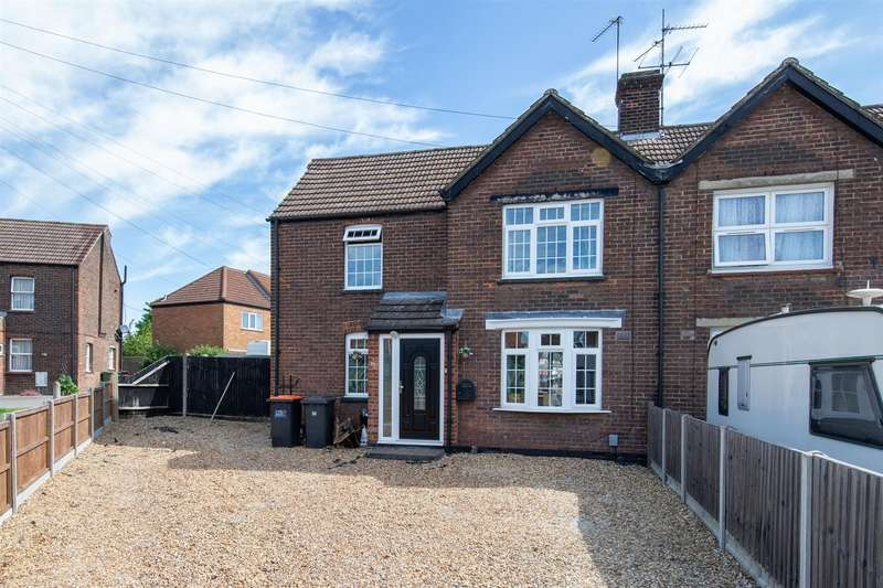 3 Bedrooms Semi Detached House for sale in Drury Lane, Houghton Regis, Bedfordshire