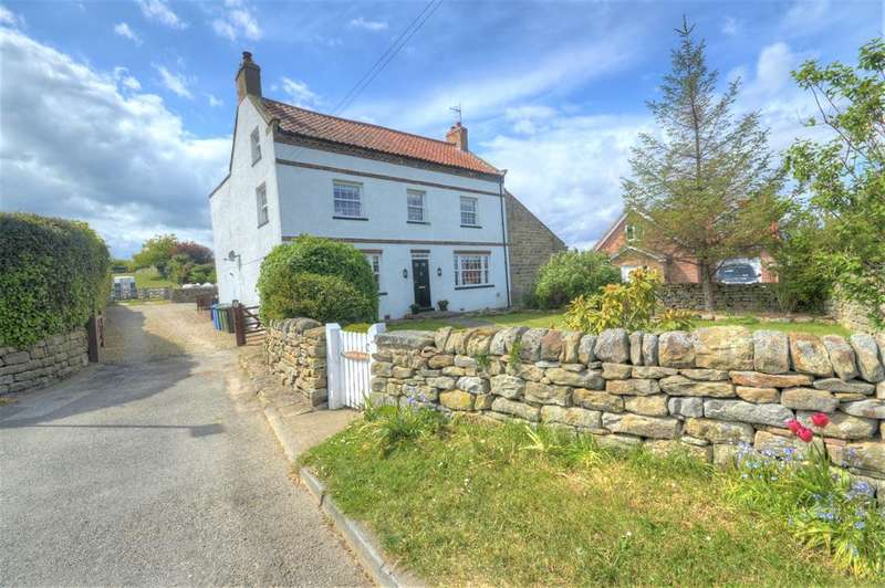 4 Bedrooms Detached House for sale in Overgreen Lane, Burniston, Scarborough, YO13 0HY