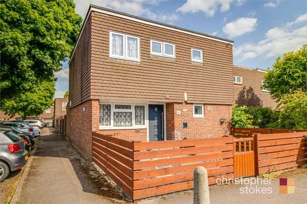 4 Bedrooms End Of Terrace House for sale in Morris Court, Waltham Abbey, Essex