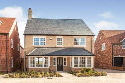 4 Bedrooms Detached House for sale in Victoria Way, Melbourn