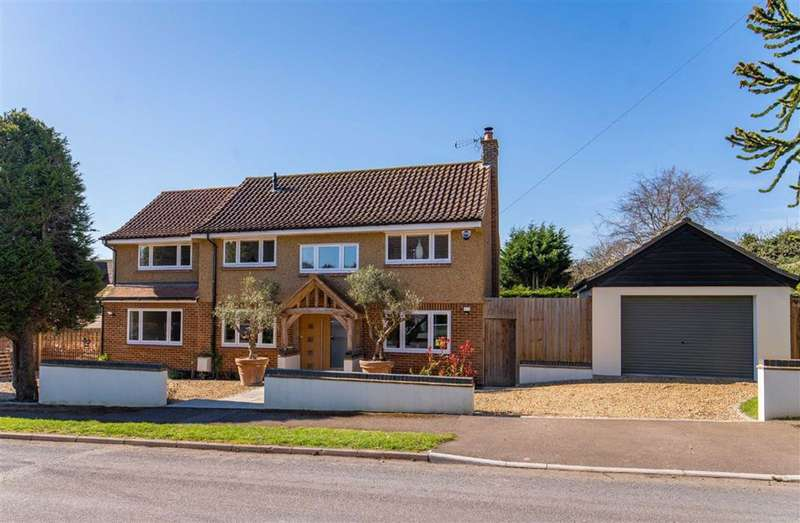5 Bedrooms Detached House for sale in Kings Langley, Hertfordshire