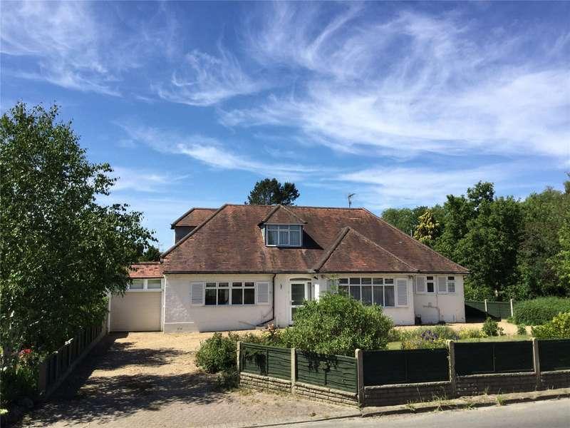 4 Bedrooms Detached House for sale in Brockham Lane, Brockham, Betchworth, Surrey, RH3