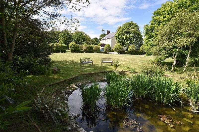 5 Bedrooms Property for sale in The Old Farmhouse, Llandow, Cowbridge, Vale of Glamorgan