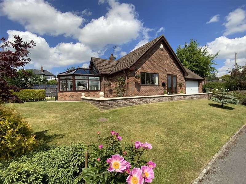 3 Bedrooms Detached Bungalow for sale in Spirewood Gardens, Romiley, Stockport