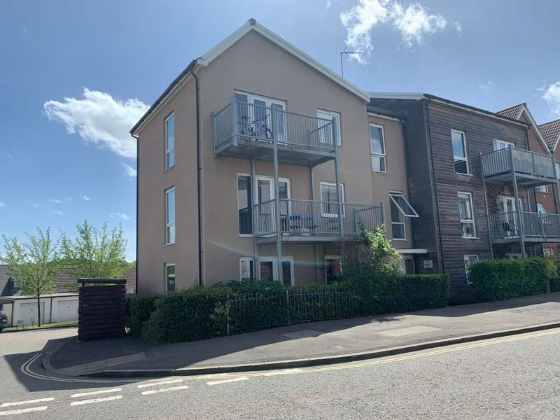 1 Bedroom Apartment Flat for sale in Banbury Way, Basingstoke, RG24