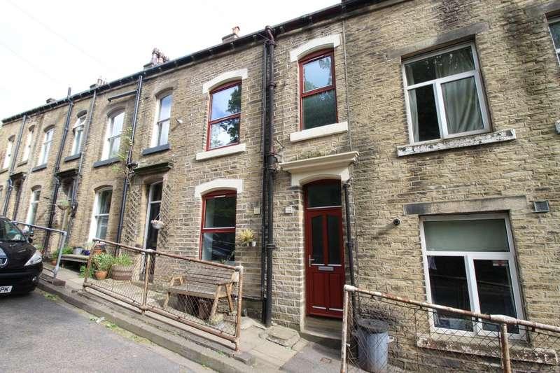 3 Bedrooms House for sale in Albion Terrace, Hebden Bridge, HX7