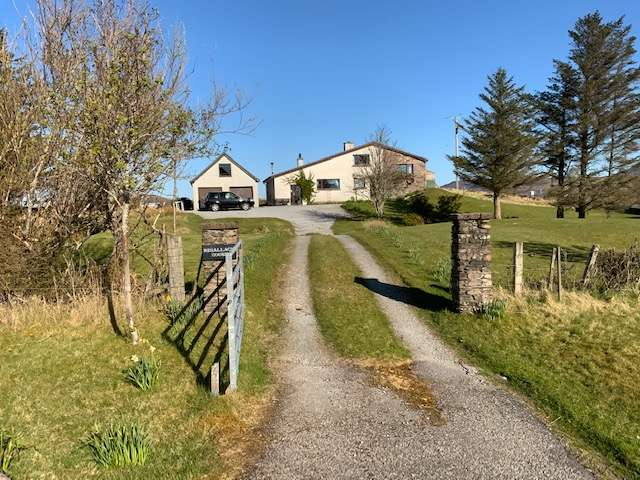 4 Bedrooms Detached House for sale in Resallach House, Elphin, Near Ullapool, IV27