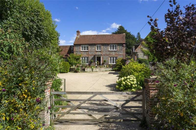 6 Bedrooms Detached House for sale in Wick Farm, Finchdean,, Waterlooville, Hampshire, PO8