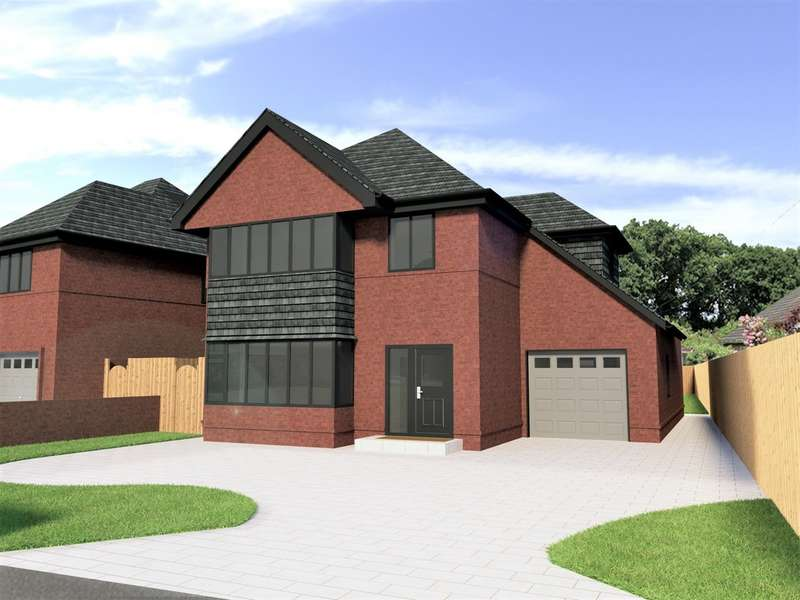 4 Bedrooms Detached House for sale in Rockdene BH25