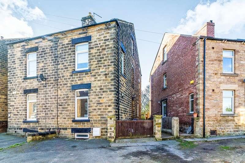 3 Bedrooms Semi Detached House for sale in Hopwood Street, S70
