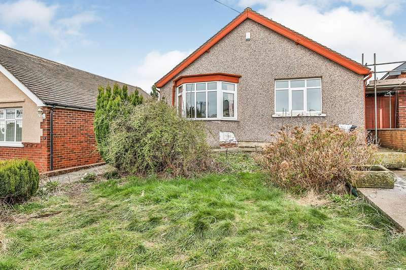 2 Bedrooms Detached Bungalow for sale in CLIFFEFIELD ROAD, SHEFFIELD, S8