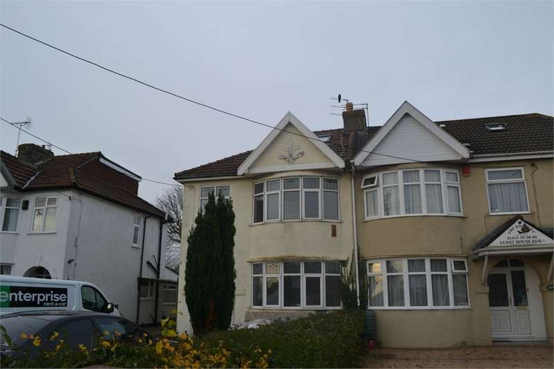 6 Bedrooms Semi Detached House for rent in Gloucester Road, Patchway, Bristol, Gloucestershire