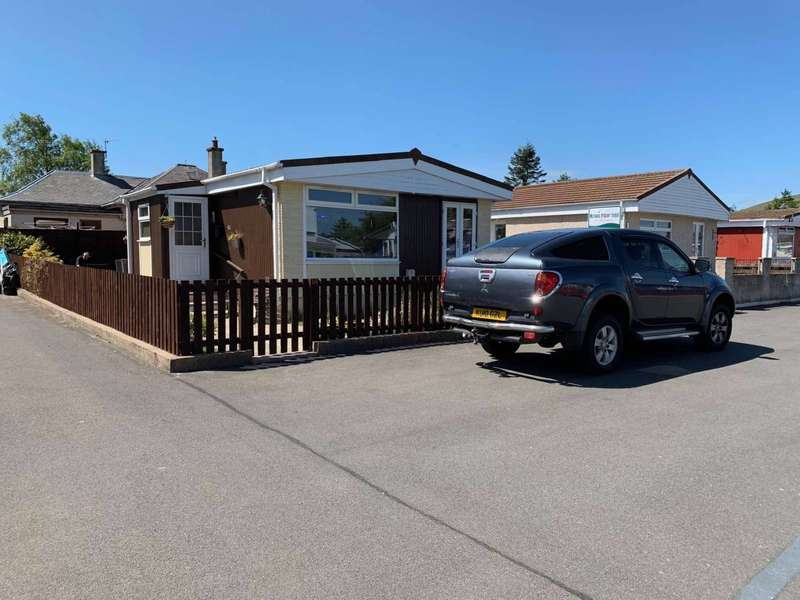 2 Bedrooms Park Home Mobile Home for sale in Pentland Park, Loanhead, Edinburgh, Midlothian, EH20 9PA