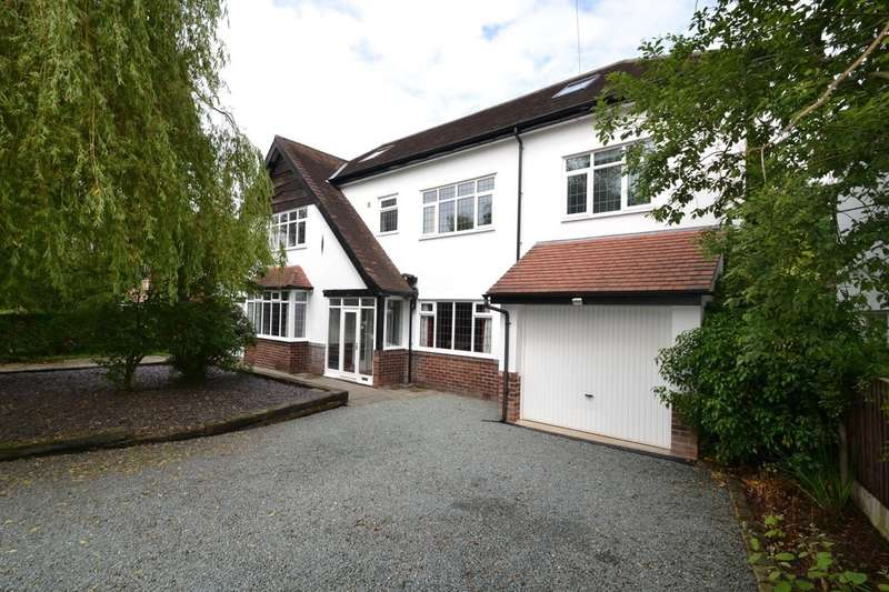 5 Bedrooms Detached House for sale in Valley Road, Cheadle