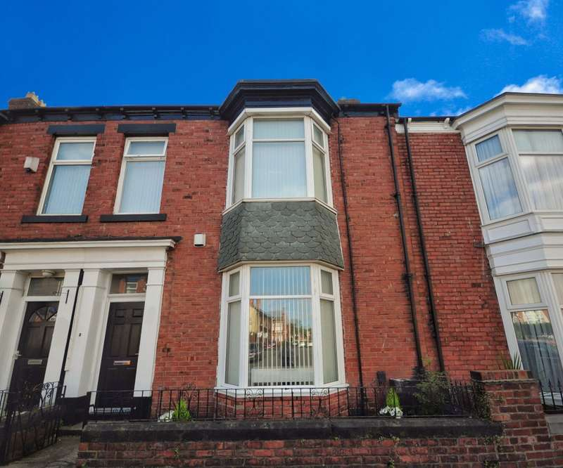 1 Bedroom House for rent in Otto Terrace, Thornhill, Sunderland
