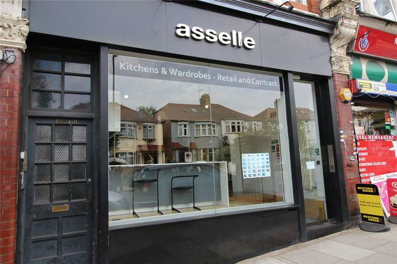 Shop Commercial for rent in Alexandra Park Road, London, N10