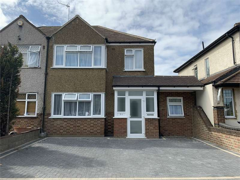 4 Bedrooms End Of Terrace House for rent in Cheshunt Wash, Cheshunt, Waltham Cross, Hertfordshire