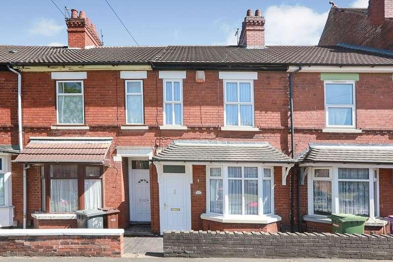 2 Bedrooms House for sale in Hilton Street, Wolverhampton, West Midlands, WV10