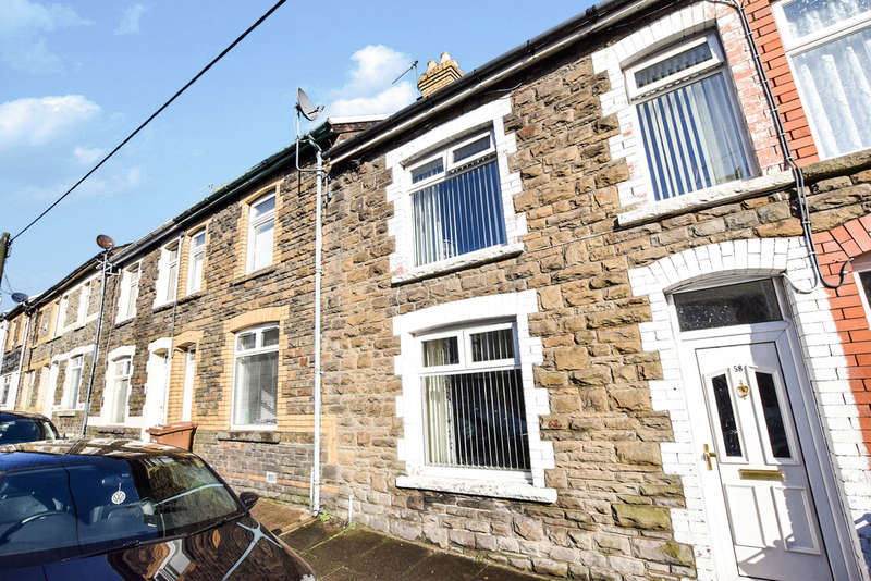 3 Bedrooms Terraced House for sale in Ruth Street, Bargoed
