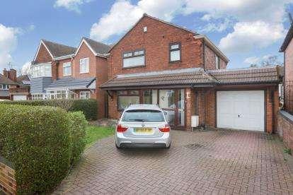 3 Bedrooms Detached House for sale in Lansdowne Road, Bilston, West Midlands