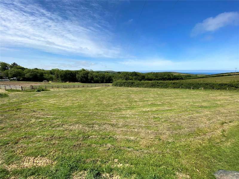 Land Commercial for sale in Poundstock, Bude, Cornwall, EX23