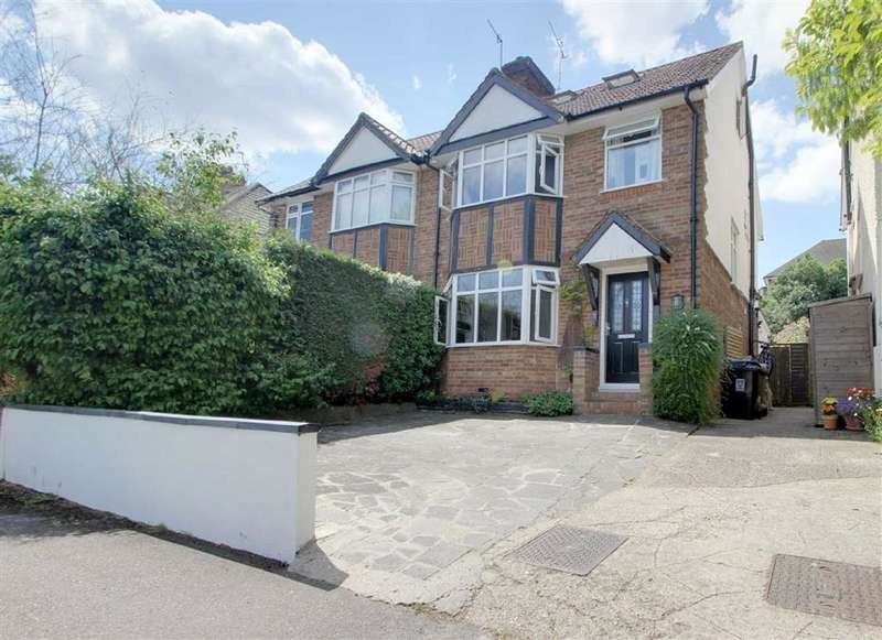 4 Bedrooms Semi Detached House for sale in Kings Langley
