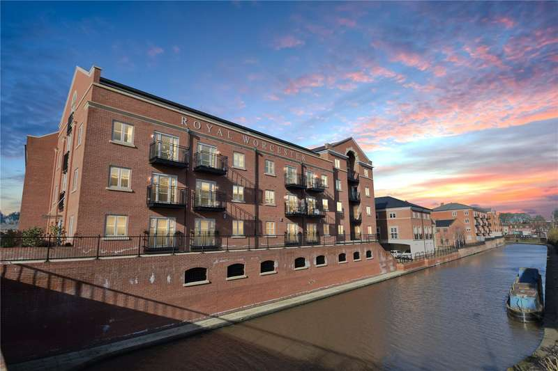 2 Bedrooms Apartment Flat for sale in Austin Court, 2 Mill Street, Worcester, Worcestershire
