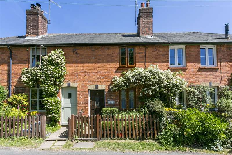 2 Bedrooms Terraced House for sale in Long Barn Road, Weald