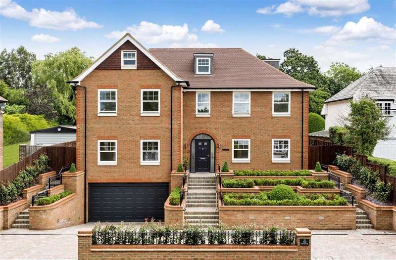 6 Bedrooms Detached House for sale in The Avenue, Potters Bar, Hertfordshire
