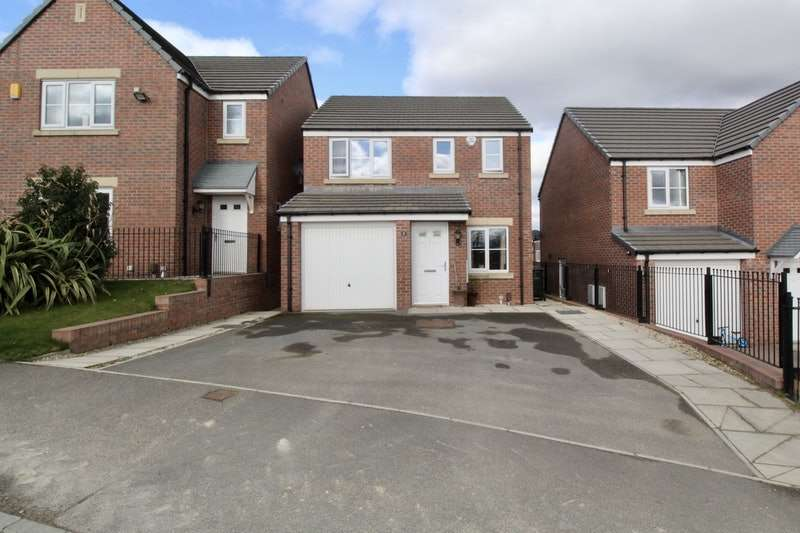 3 Bedrooms Detached House for sale in John Street Way, Barnsley, South Yorkshire, S73