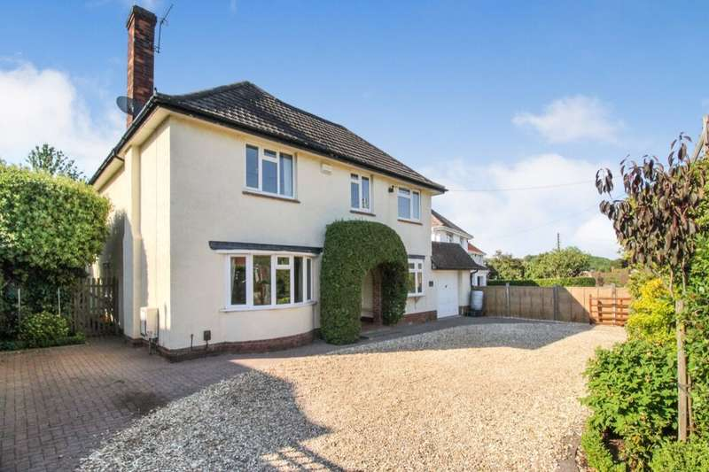 5 Bedrooms Detached House for sale in Edward Road South, Clevedon, BS21