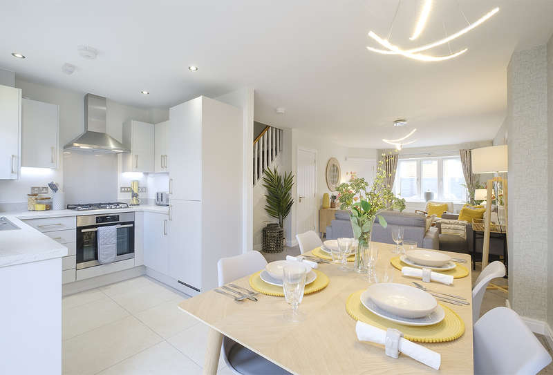 3 Bedrooms End Of Terrace House for sale in Charlton Hayes, Patchway