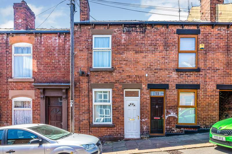 3 Bedrooms House for sale in Hawksworth Road, Sheffield, S6