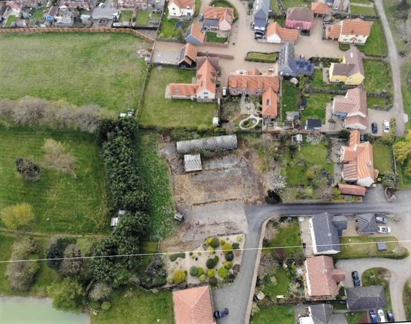 Land Commercial for sale in Long Green, Wortham, Diss