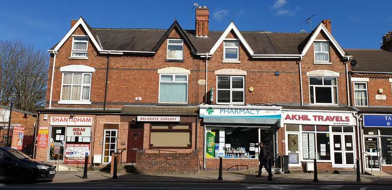 Office Commercial for rent in Loughborough Road, Leicester, LE4