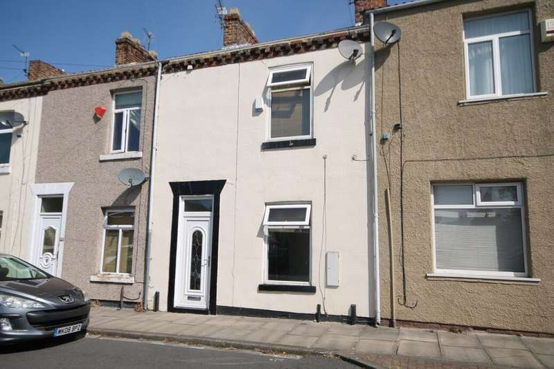 2 Bedrooms Terraced House for sale in Hallifield Street, Stockton-On-Tees, TS20