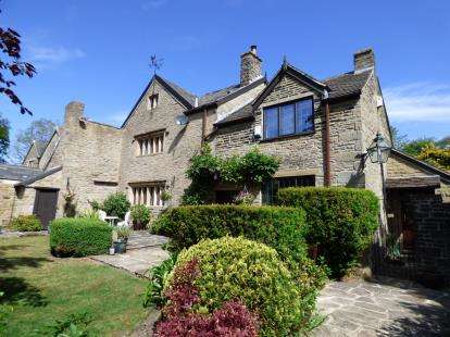 4 Bedrooms House for sale in Buxworth Hall, Buxworth, High Peak, Derbyshire