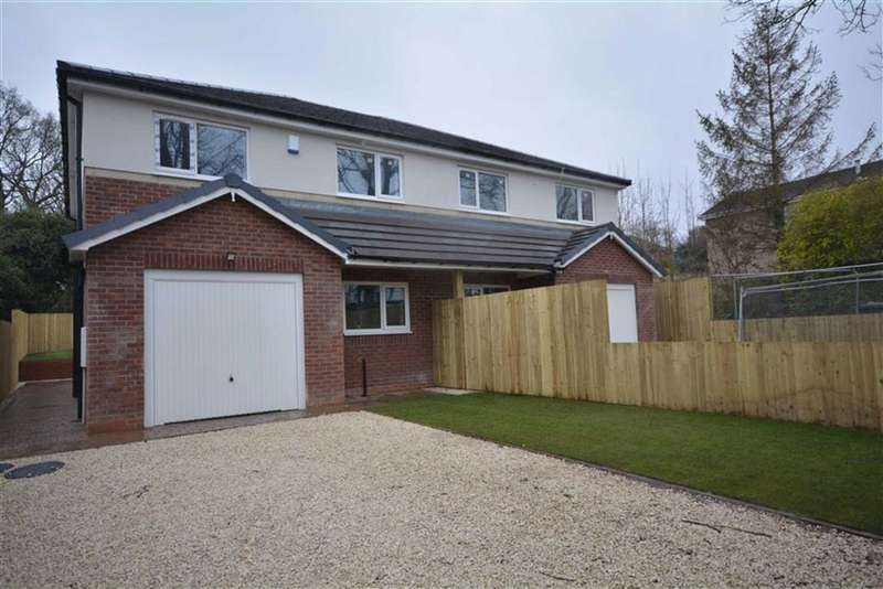 3 Bedrooms Semi Detached House for sale in Belle Vue Avenue, Roundhay, Leeds, LS8