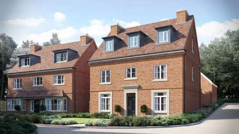 5 Bedrooms Mews House for sale in King Edward VII Development