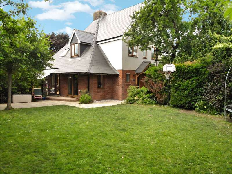 5 Bedrooms Property for sale in Cold Ash Hill, Cold Ash, Berkshire