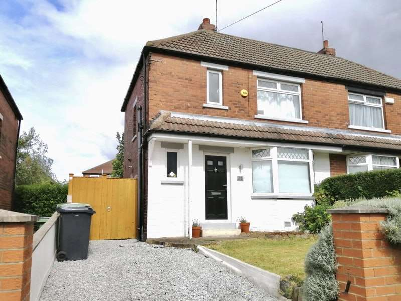 2 Bedrooms Semi Detached House for sale in Lawrence Avenue, Leeds, West Yorkshire, LS8