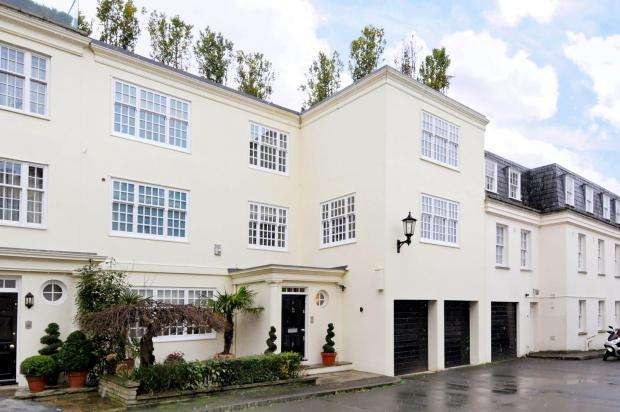 5 Bedrooms House for rent in Elm Tree Close, St John's Wood, London, NW8