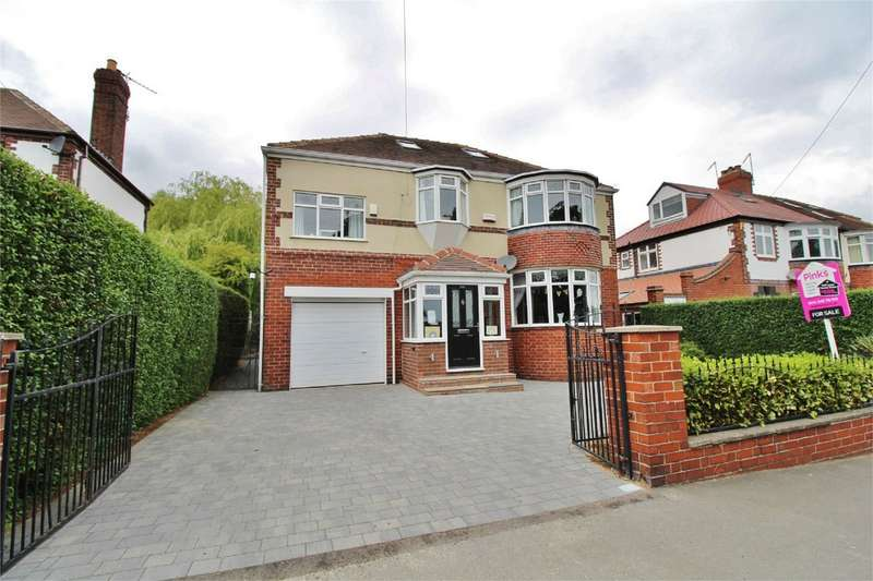 5 Bedrooms Detached House for sale in Ecclesfield Road, Chapeltown, SHEFFIELD, South Yorkshire