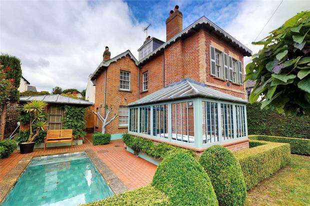 6 Bedrooms Detached House for sale in Station Road, Sidmouth, Devon