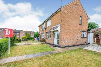2 Bedrooms Semi Detached House for sale in Queens Crescent, Bawtry, Doncaster