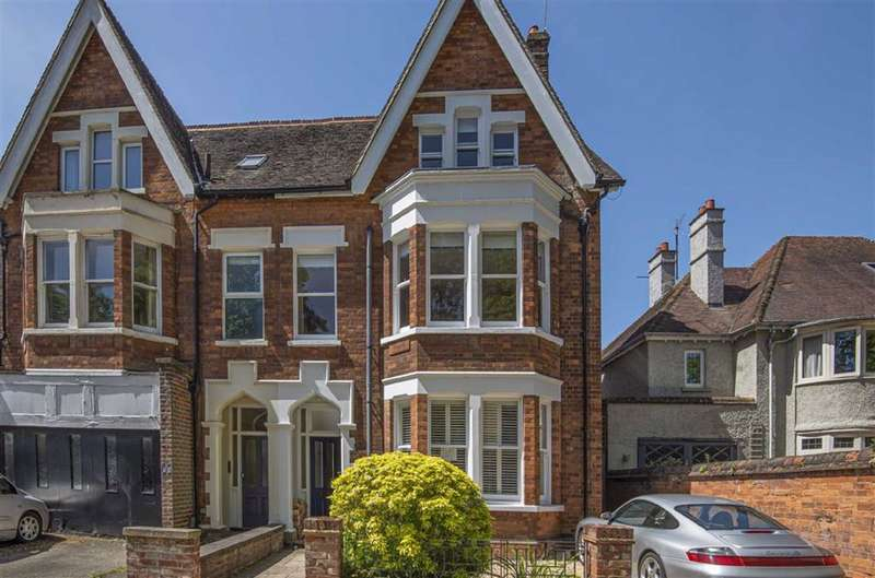 6 Bedrooms Semi Detached House for sale in Bushmead Avenue, Bedford