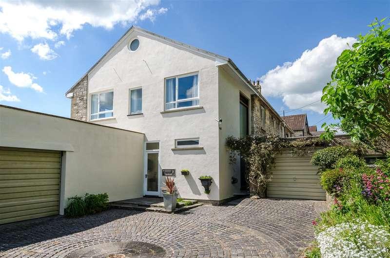 5 Bedrooms Semi Detached House for sale in Carlingford, Bristol Road, Radstock