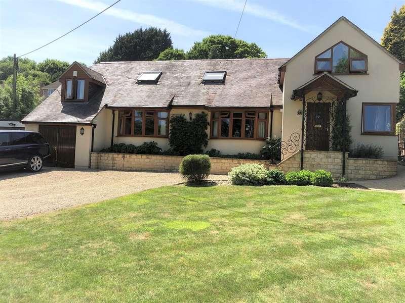 4 Bedrooms Detached House for sale in Everlands, Cam, Dursley, GL11 5NL