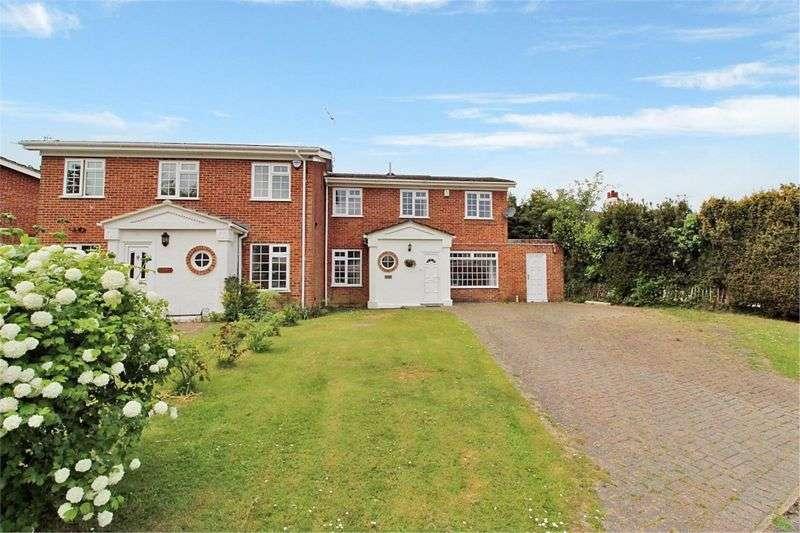 4 Bedrooms Property for sale in Highfields Road, Edenbridge